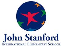 John Stanford International Elementary logo